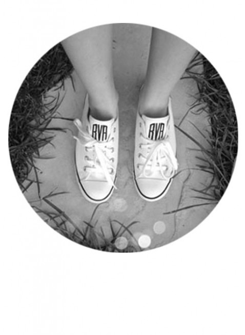 Converse Chuck Taylor All Stars with Monogram