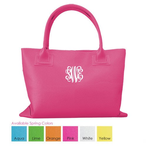 Charleston Handbag, Vivid Colors