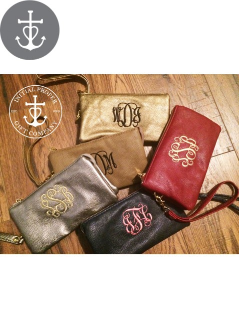 Wristlet Clutch, MORE COLORS