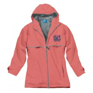 Monogram Rain Jacket MORE COLORS