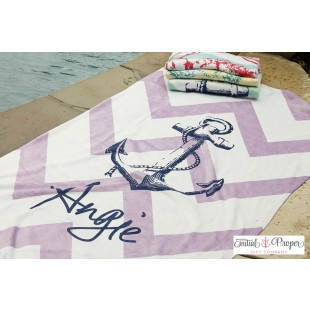 Beach Towel Seaside Collection