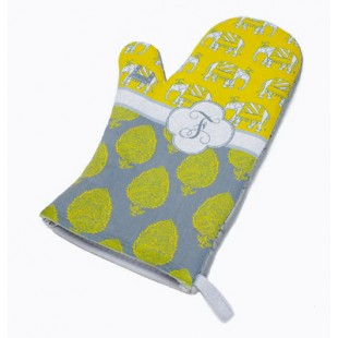 Hand Oven Mitt *more patterns, discounted sets available