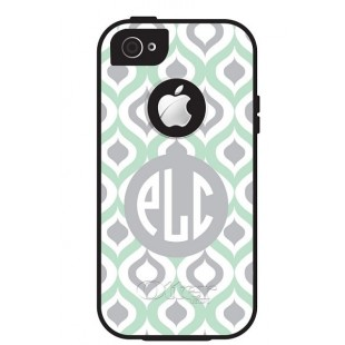 Otterbox Defender iPhone 5/5c/5s Monogram Cell Phone Cover Naples Series