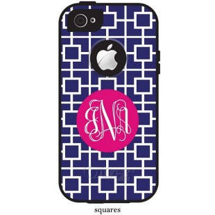 Otterbox® Commuter iPhone 5/5c/5s Monogram Cell Phone Cover Pensacola Series