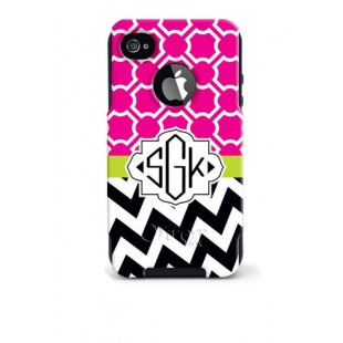 Otterbox Commuter Chevron & Trellis Mix Case