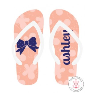 Junior Flip Flops, Butterfly